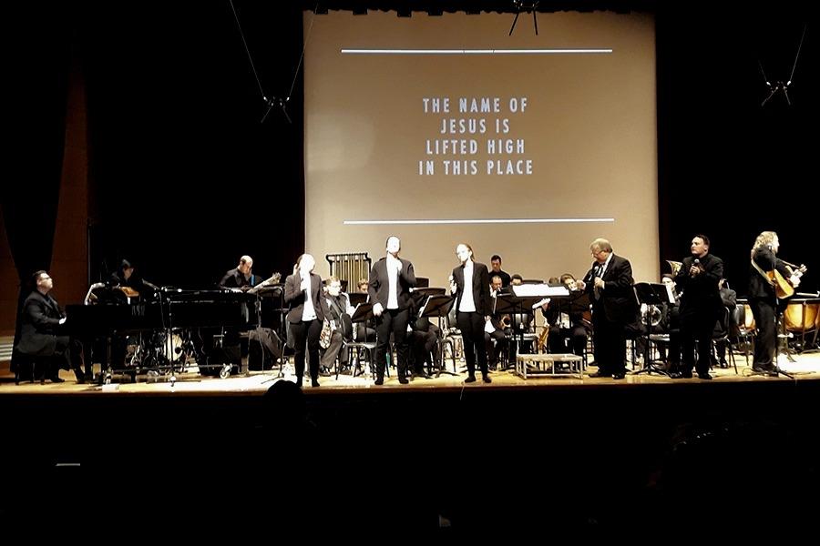 Lee University Symphonic Band Concert