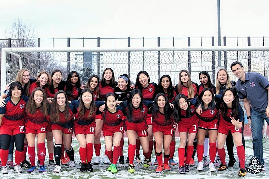 Varsity Girls Soccer 2019